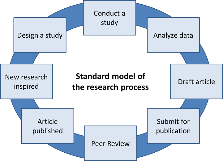 paper in which you describe the research process